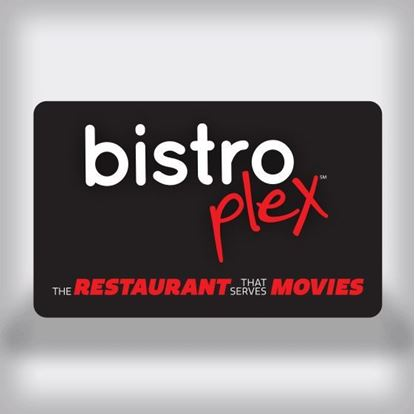 Picture of Entertainment Movie Gift Card - BistroPlex Edition
