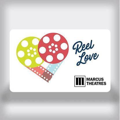 Picture of Date Night Movie Gift Card - Reel Love Edition